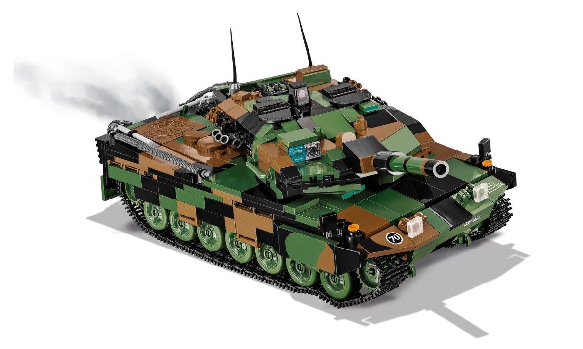COBI Leopard 2A5 TVM Set (2620) Build Cobi