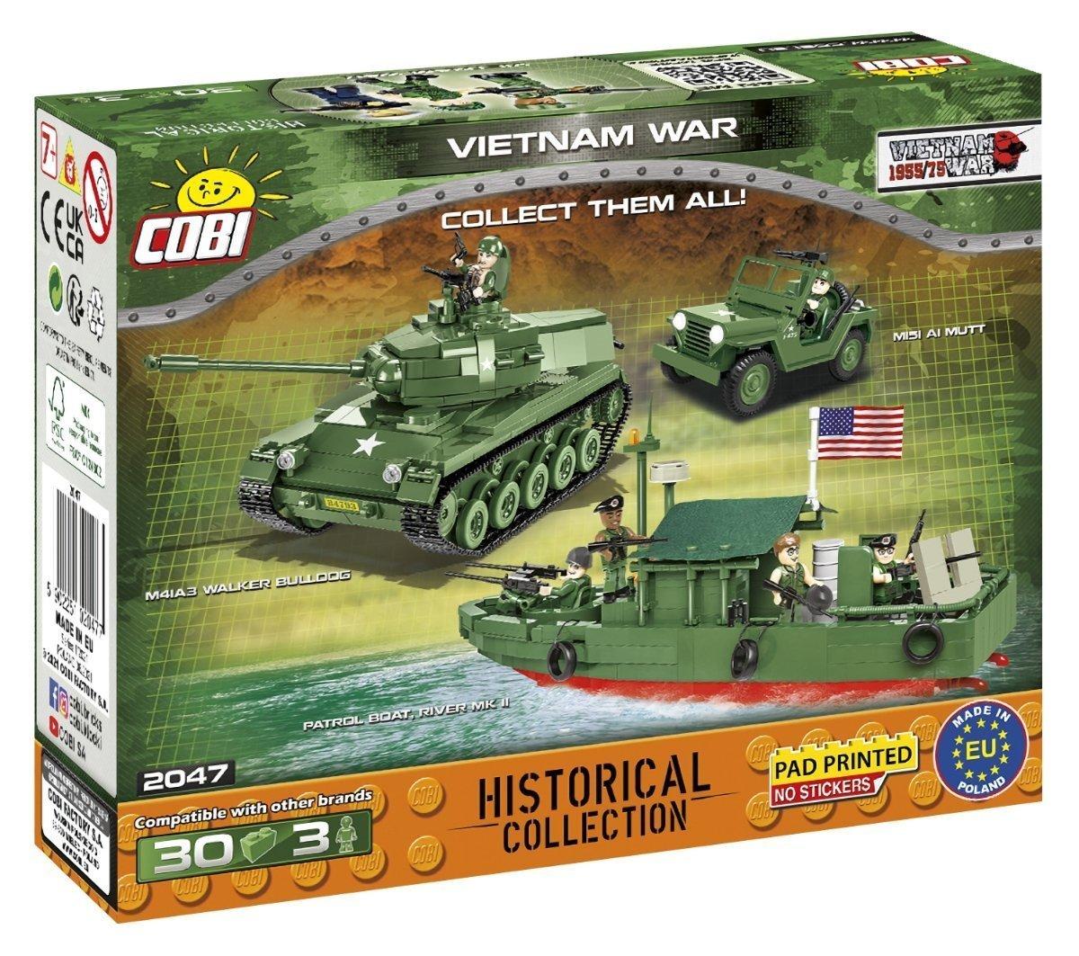 COBI Vietnam War Figure Set 2047 Amazon