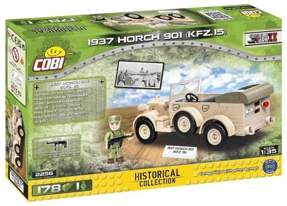 Cobi 1937 Horch 901(KFZ.15) set (2256)