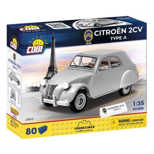 COBI Citroen 2VC Type A Set (24510)