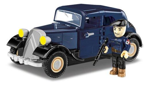 COBI 1934 Citroen Traction Avant 7A