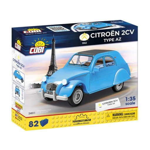 COBI 1962 Citroen 2CW Type AZ (24511)
