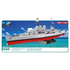COBI HMS Hood Set (4830)