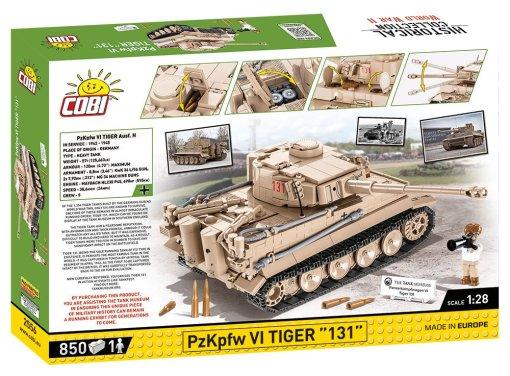 COBI PZKPFW VI Tiger