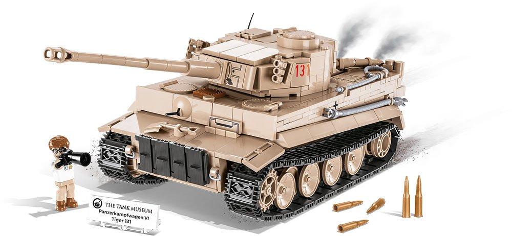 Cobi Tiger 131 Tank Set (2556) Amazon