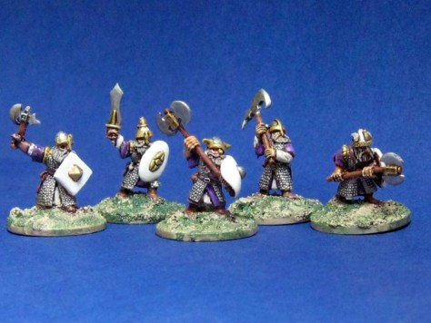15mm dwarves from Back Raven