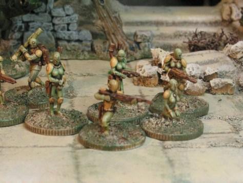 Critical Mass Games Vadorian assassins