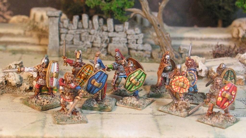 15mm Splintered Light Dark Ages