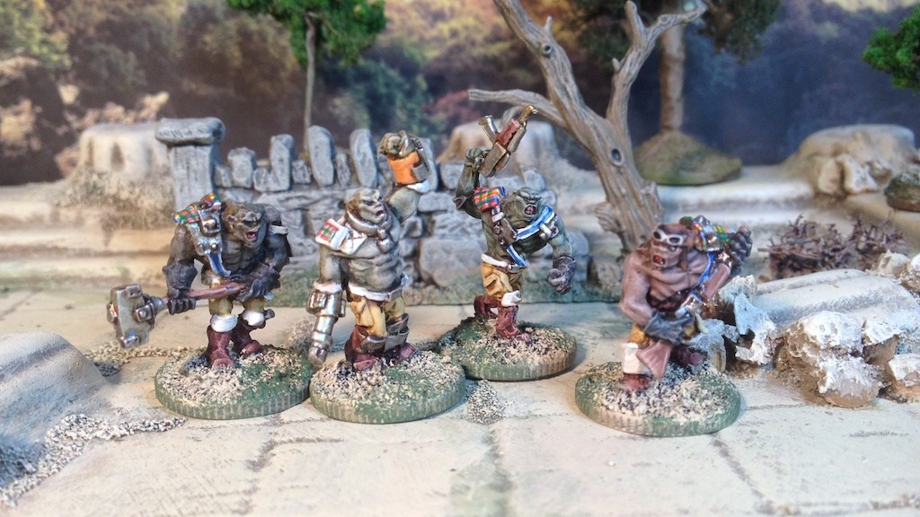 Khurasan Mutant Super Soldiers 15mm