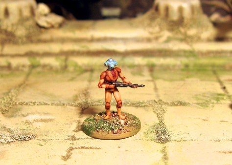Brigade Models 15mm Scifi by PF
