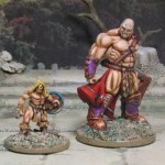 Coppelstone 15mm Barbarians Conan