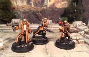 Necromunda Gang