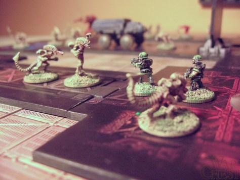 Khurasan 15mm Bug Hunt Aliens and Colonial Marines