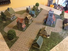 Fantasy Village Wargames terrain print your own battle maps