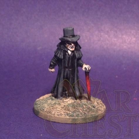18mm Blue Moon horror vampire