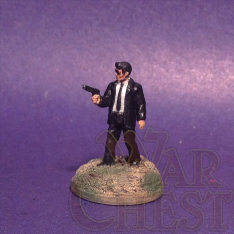 15mm Men in Black MiB from Rebel Minis