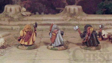 20mm Splintered Light Miniatures Dwarf