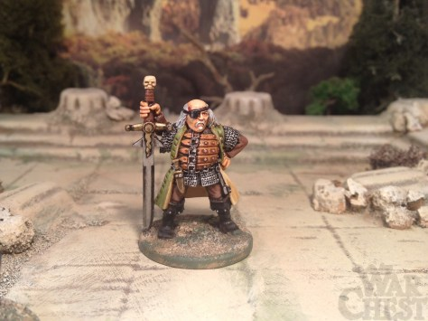 28mm Games Workshop Mordhiem Frostgrave Witch Hunter