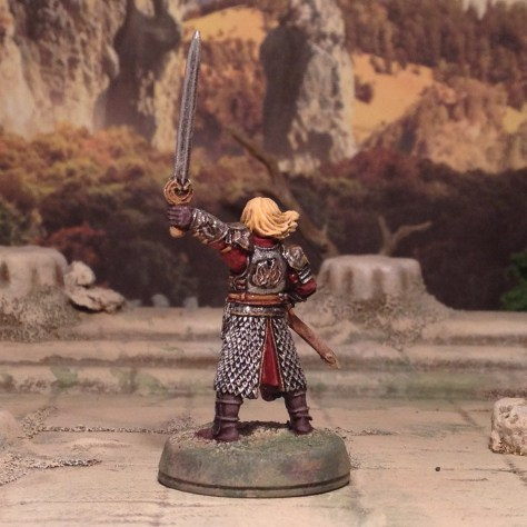 Games Workshop Lord of the Rings LotR Rohan Theoden