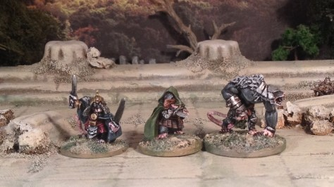 15mm 20mm Splintered Light Miniatures Woodland Warriors Rats