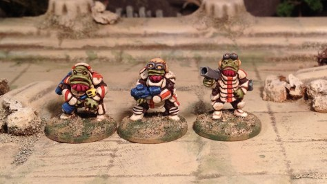 15mm.co.uk Prang Raiders Alternative Armies Sci Fi Aliens