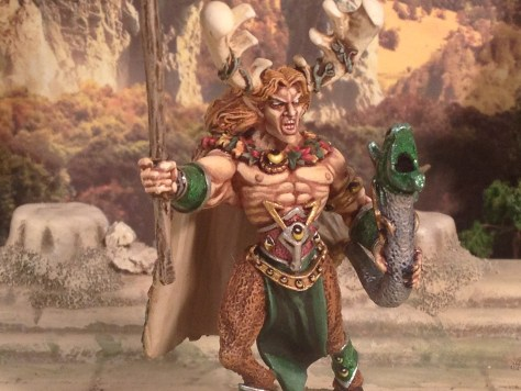 Citadel Games Workshop Orion The Wood Elf King