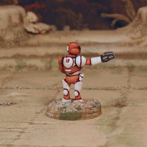 Critical Mass Games 15mm Mercenaries Ygs Fighters