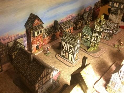 Dave Graffam Paper Model Terrain
