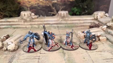 Chronicles of the Wayfarer 15mm resin fantasy minatures