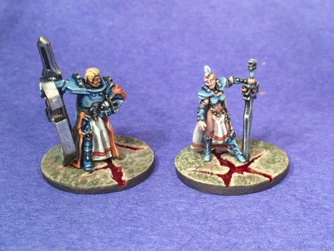 Chronicles of the Wayfarer 15mm resin fantasy minatures