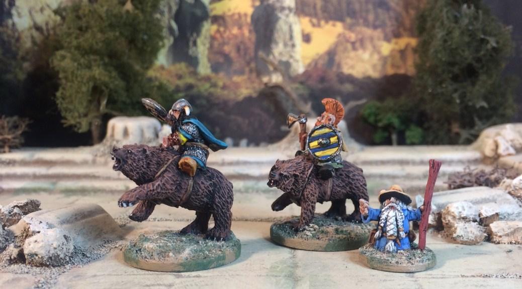 Battle Valor 15mm Dwarf
