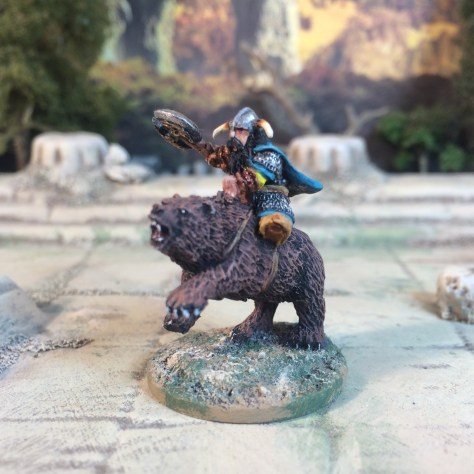 Battle Valor 15mm Dwarf