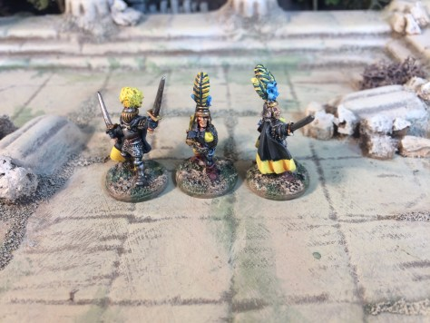 15mm 18mm Demonworld fantasy miniatures ral parth europe
