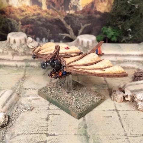 Demonword 15mm Dwarf Flyers