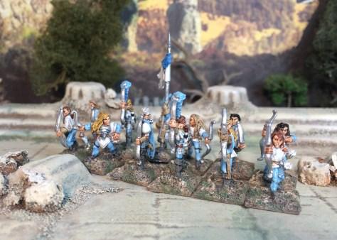 Alternative Armies 15mm Elves