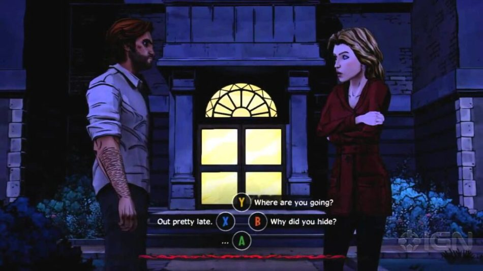 Bigby Fables