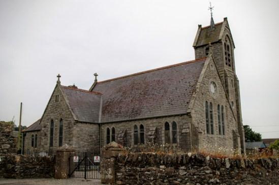 St. Mary's Church, Baltinglass, est 1884, A C Ward 2016