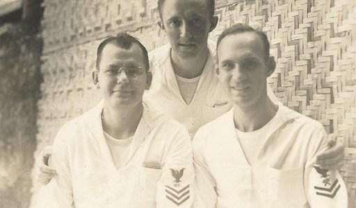 James Joseph Ward, WWII
