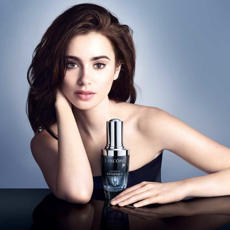 WTFSG_lancome-advanced-genfique_Lily-Collins