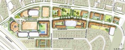 Texas Streets Redevelopment