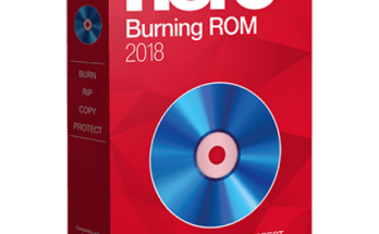 Nero Burning Rom 2018 Crack