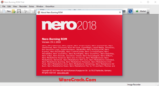 Nero Burning Rom Serial Number
