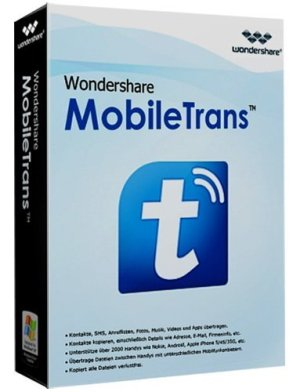 Wondershare MobileTrans Crack