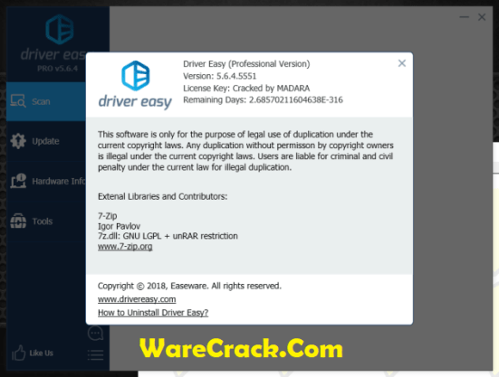 Driver Easy PRO Crack with License Key