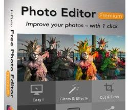 InPixio Photo Editor Serial Number