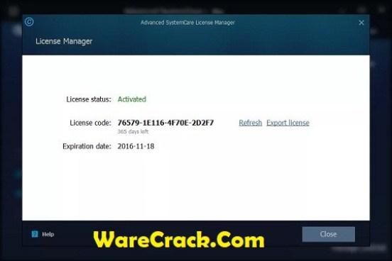 iObit Advanced SystemCare Pro License Key