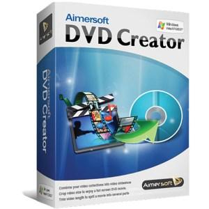 Aimersoft DVD Creator License Key