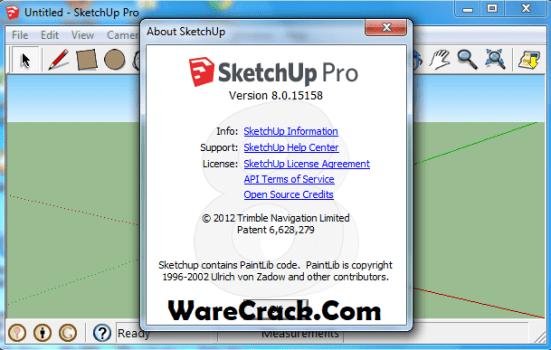 Google SketchUp Pro License Key