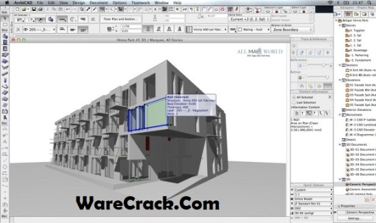 Graphisoft ArchiCAD 22 Crack