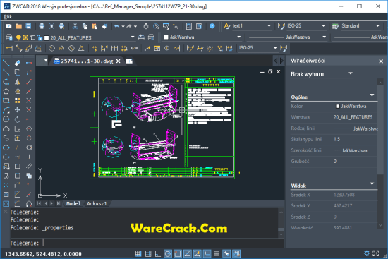 ZWCAD 2019 Full Version Free Download